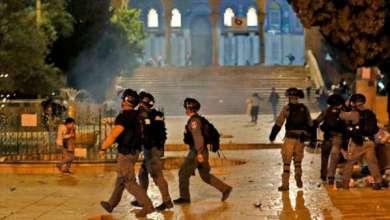 عشرات الجرحى في اعتداءات إسرائيلية استهدفت الفلسطينيين في القدس المحتلة