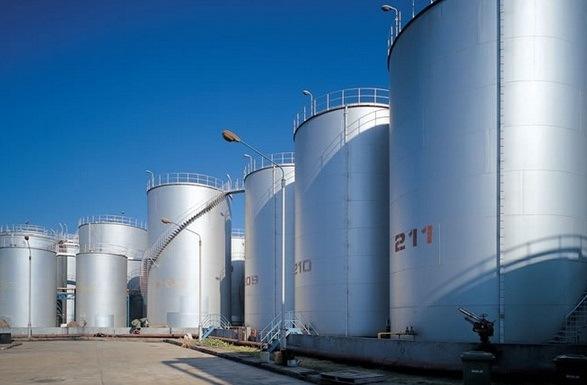 تخزين المواد البترولية