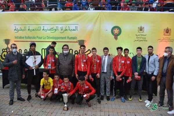 تطوان: مشاركة أزيد من 700 طفل في بطولة كرة القدم الإقليمية للبراعم والكتاكيت