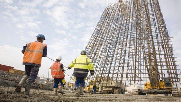 قطاع البناء والأشغال العمومية