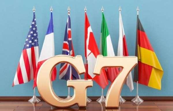 مجموعة الـ7 توافق على حد أدنى عالمي لمعدل الضريبة على الشركات