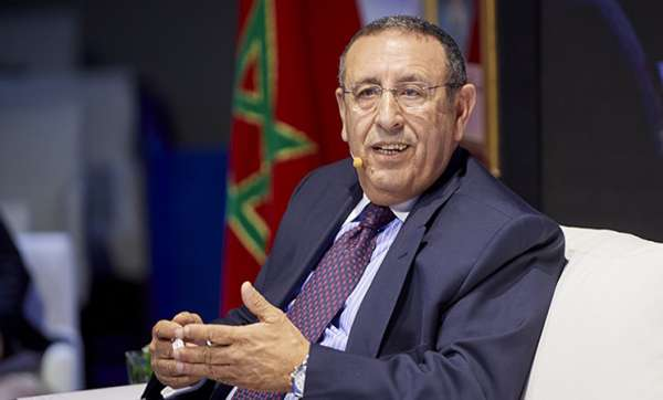 سفير المغرب بجنوب إفريقيا، يوسف العمراني