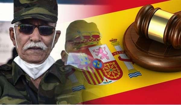 مثول المدعو إبراهيم غالي أمام القضاء الإسباني: التصريحات الأولى للضحايا