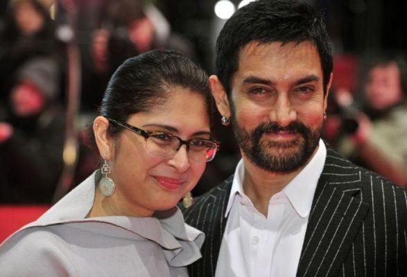 انفصال نجم بوليوود عامر خان عن زوجته