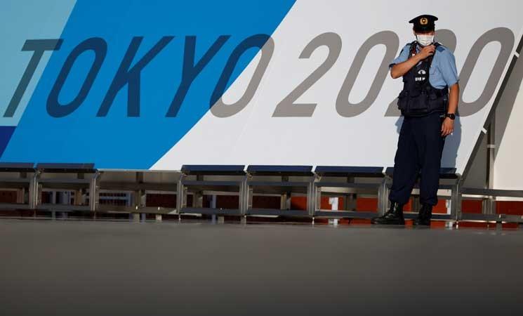 أولمبياد طوكيو: أول إصابة كورونا في القرية الأولمبية