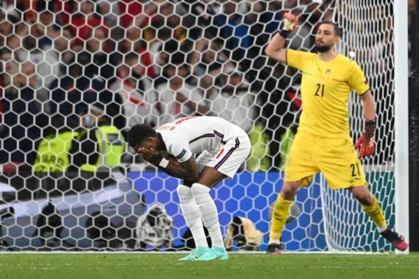 إيطاليا تحرز لقبها الثاني بعد 1968 بركلات الترجيح ضد إنكلترا