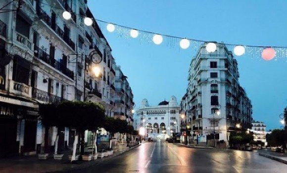 تمديد الحجر الجزئي المنزلي لمدة 10 أيام في 24 ولاية جزائرية