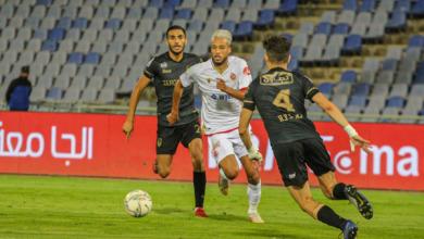 المغرب التطواني يبلغ النهاية عقب فوزه على الوداد الرياضي