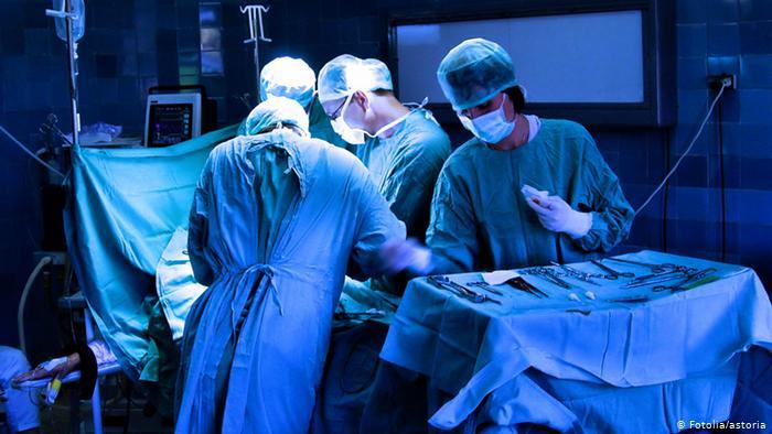 الأطباء الأجانب