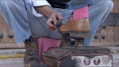 مشاهد انتخابية: ماسح الأحذية والمرشح