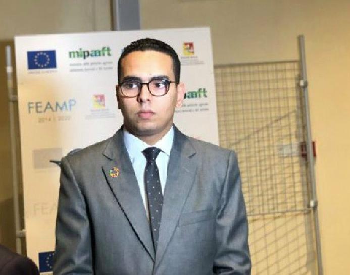 حاتم أزناك.. مغربي في مفاوضات المناخ بميلانو