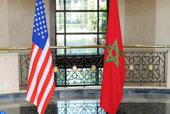 USA Maroc الولايات المتحدة الأمريكية المغرب