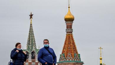 بوتين يعلن أسبوع إجازة في روسيا بعد تسجيل حصيلة يومية كارثية لكوفيد-19