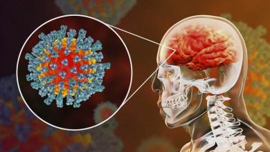 تأثير كورونا على الدماغ