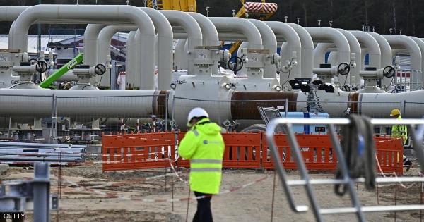 روسيا في مواجهة أروبا بسبب الغاز