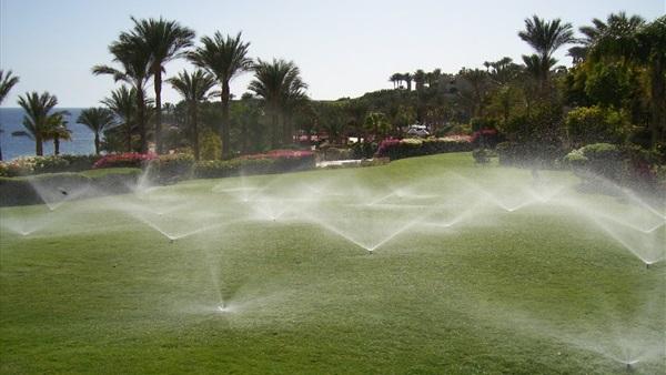 سوس ماسة.. اطلاق عملية سقي المساحات الخضراء بالمياه العادمة المصفاة
