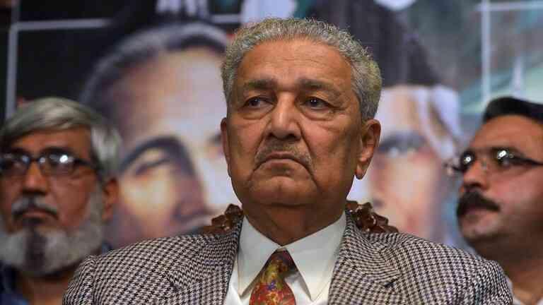 عبد القدير خان
