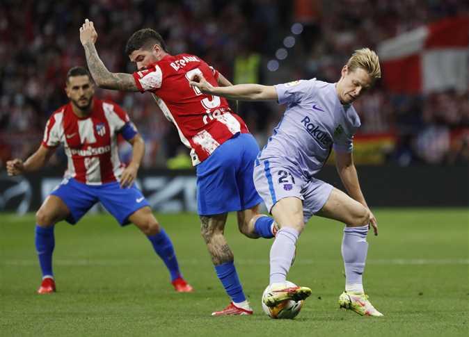 نزيف النتائج السلبية لبرشلونة يتواصل بهزيمة جديدة امام اتليتكو مدريد