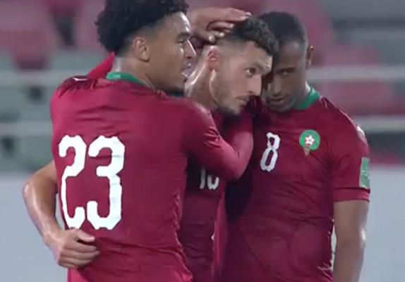 تصفيات مونديال قطر 2022 .. المنتخب الوطني المغربي يتأهل رسميا إلى الدور الإقصائي الحاسم