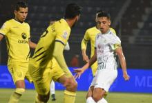المغرب الفاسي يفوز على ضيفه الدفاع الجديدي