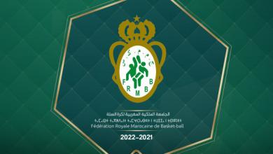 الجامعة الملكية المغربية لكرة السلة